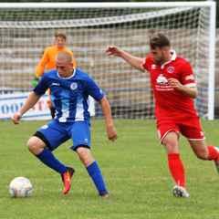 Clevedon Town (0) v Barnstaple Town (1) - Match Report