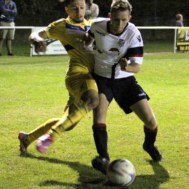 Willand Rovers Away - 07/09/2016
