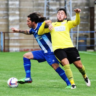Clevedon Town (3) v Cheddar (1) - After Extra Time - Match Report