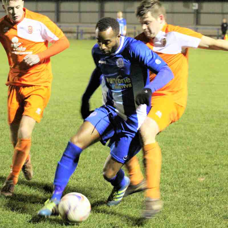 Gillingham Town Home - 23/11/2016