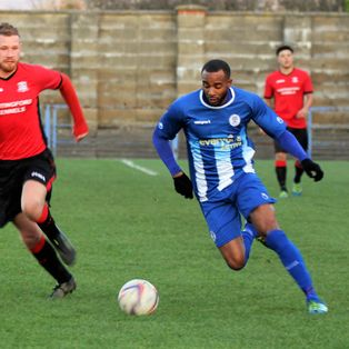 Clevedon Town (1) v Bristol Manor Farm (2) - Match Report