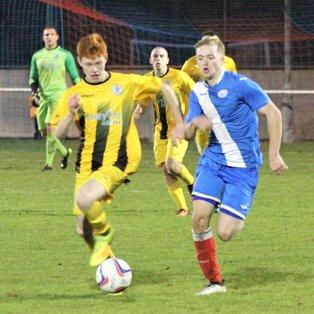 Cribbs (1) v Clevedon Town (0) - Match Report