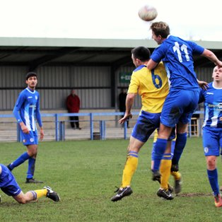 Clevedon Town (0) v Willand Rovers (2) - Match Report