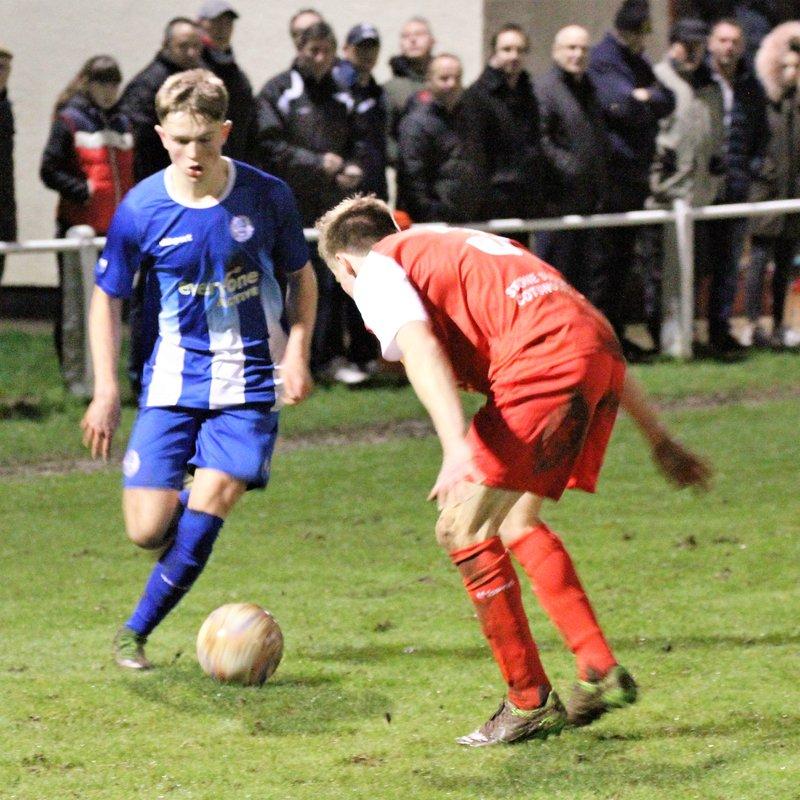 Cadbury Heath (4) v Clevedon Town (0) - Match Report