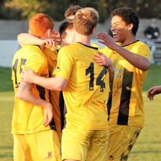 Sherborne Town (1) v Clevedon Town (2) - Match Report
