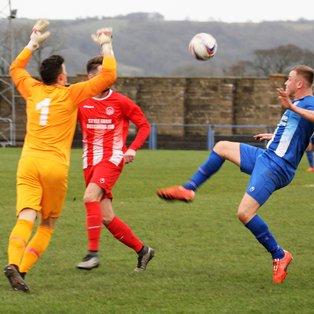 Clevedon Town (1) v Bradford Town (3) - Match Report