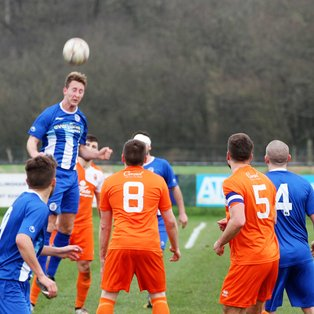 Gillingham Town (4) v Clevedon Town (1) - Match Report