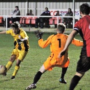 Brislington (2) v Clevedon Town (0) - Match Report