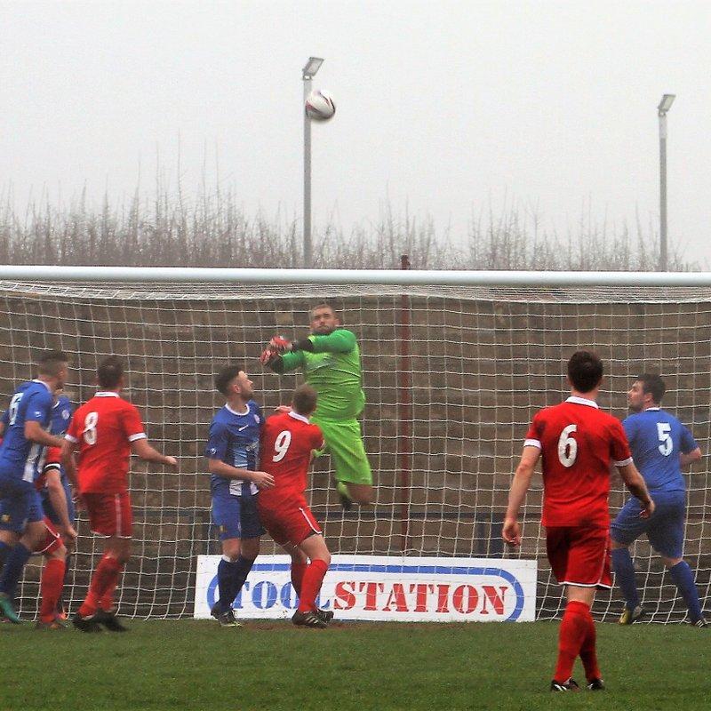 Clevedon Town (1) v Street (3) - Match Report