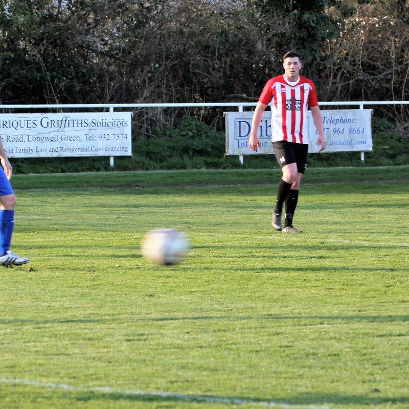 Bitton (0) v Clevedon Town (1) - Match Report