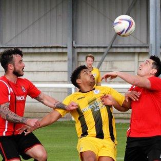 Bridport (2) v Clevedon Town (0) - Match Report