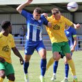 Clevedon Town (2) v Bitton (2) - FA Cup Extra Preliminary Round - Match Report