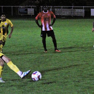 Bitton (0) v Clevedon Town (0) - FA Cup Extra Preliminary Round Replay - Match Report