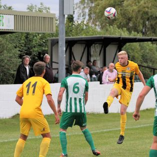 Hengrove Athletic (0) v Clevedon Town (0) - Match Report