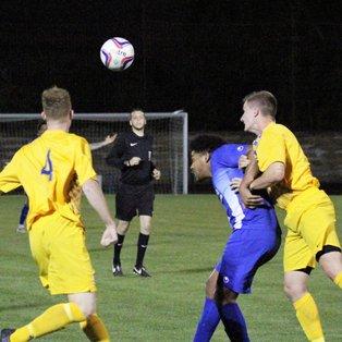 Clevedon Town (3) v Hallen (1) - Match Report
