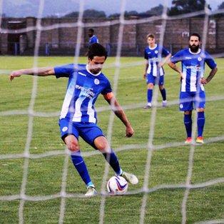 Clevedon Town (1) v Cadbury Heath (1) - Match Report