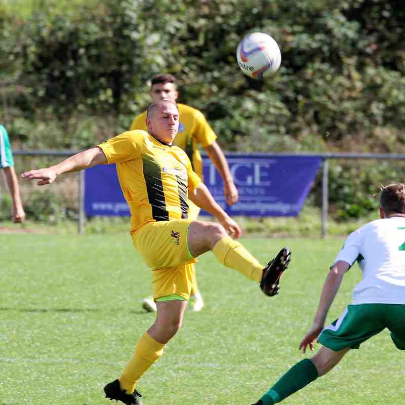 Almondsbury Away - FA Vase - 09/09/2017