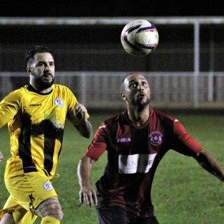 Brislington (1) v Clevedon Town (2) - Match Report