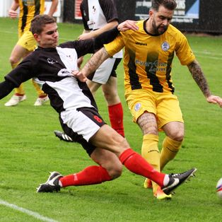 Shepton Mallet (1) v Clevedon Town (0) - Match Report