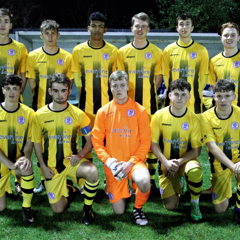 Under 18s beat Weston-super-Mare 2 - 3