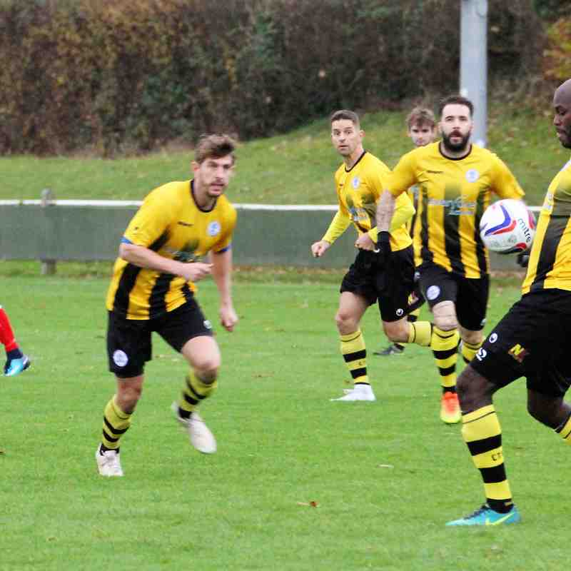Cribbs Away - Les Phillips Cup - 18/11/2017