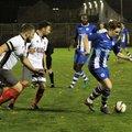 Clevedon Town (4) v Wellington (2) - Match Report