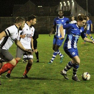 Clevedon Town (4) v Wellington (2) - Match Report