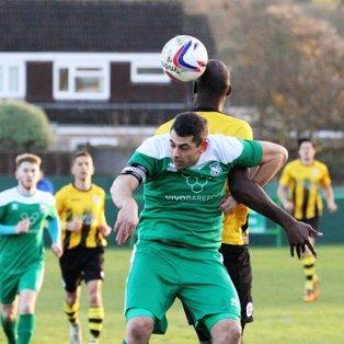 Street (1) v Clevedon Town (0) - Match Report