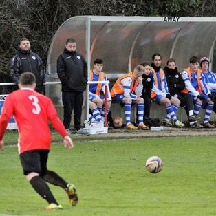 Bitton (1) v Clevedon Town (1) - Match Report