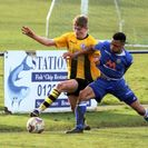 Bradford Town (3) v Clevedon Town (1) - Match Report