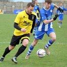 Clevedon Town (1) v Melksham Town (5) - Match Report