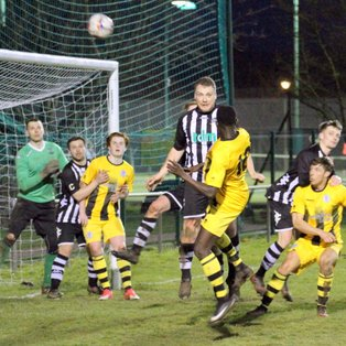 Chipping Sodbury Town (3) v Clevedon Town (0) - Match Report
