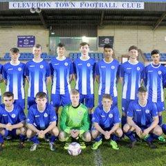 Clevedon Town Under 18s