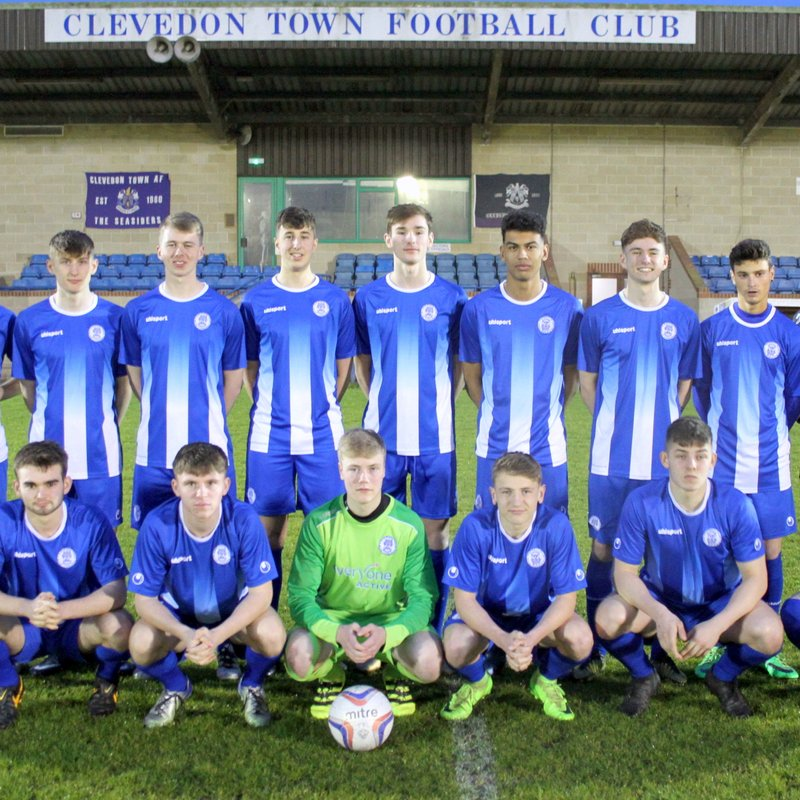 Under 18s beat Wells City 1 - 5