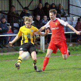 Cadbury Heath (1) v Clevedon Town (0) - Match Report