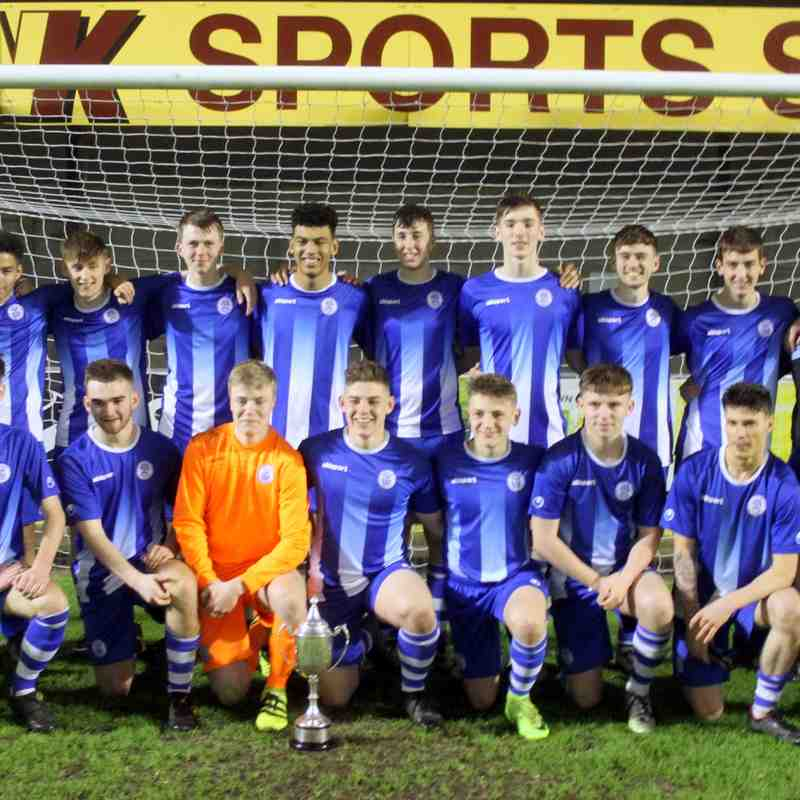 Odd Down Under 18s - Roger Stone Memorial Cup Final - 19/04/2018