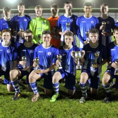 Yate Town Under 18s - 09/05/2018
