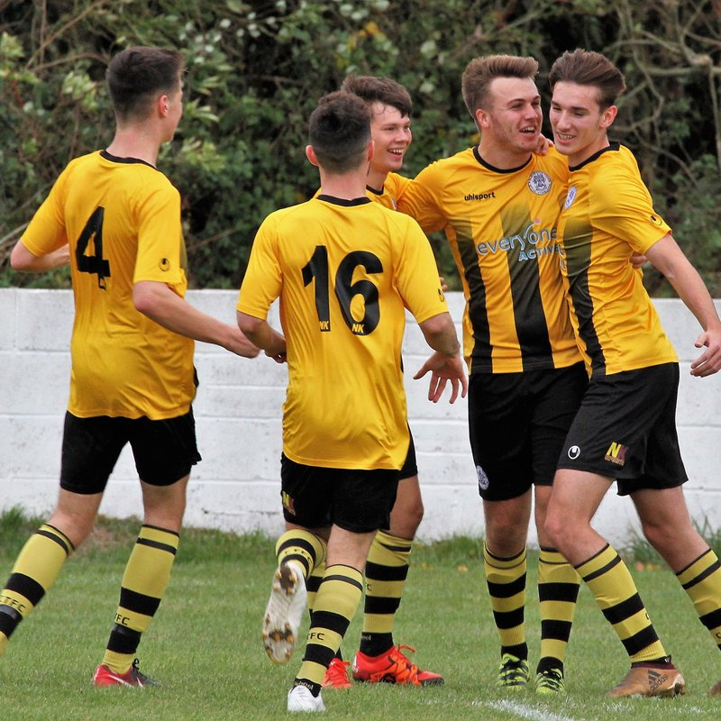 Hengrove Athletic (0) v Clevedon Town (2) - Match Report