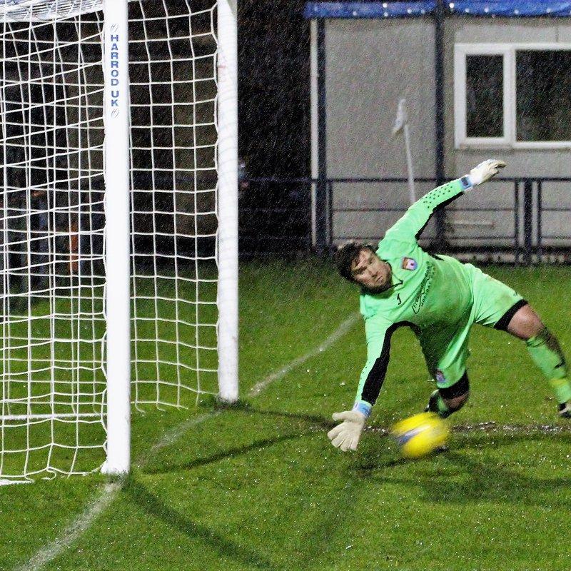 Clevedon Town (4) v Bridport (0) - Match Report