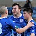 Clevedon Town (4) v Cadbury Heath (1) - Match Report