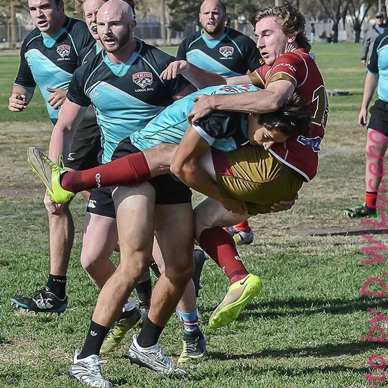 DU Rugby Training Over Winter Break to Prepare for the Spring