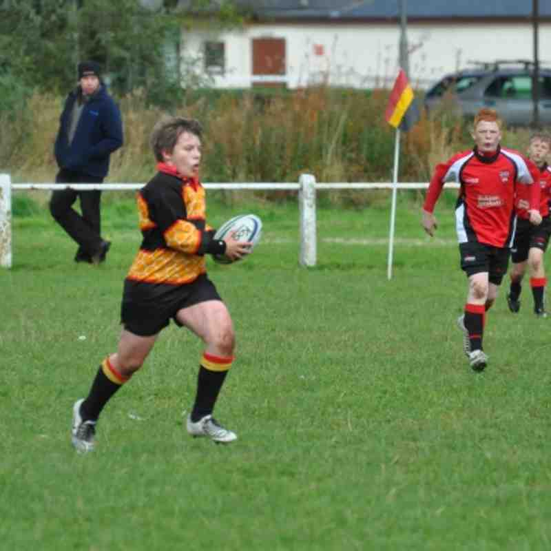 U14s vs Skipton, Sunday September 19 2011