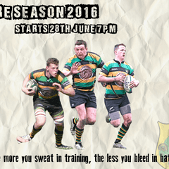 Pre Season 2016 - 28th June