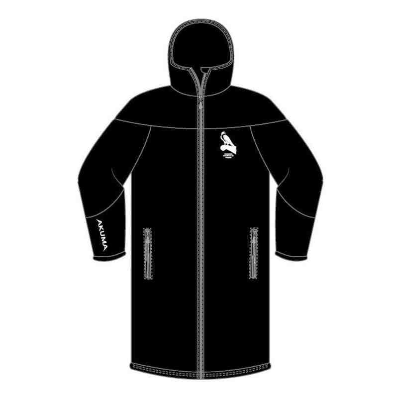 Adult touchline coat