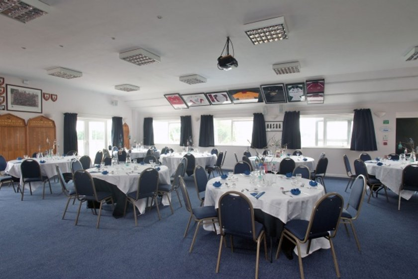 December pre match hospitality lunches