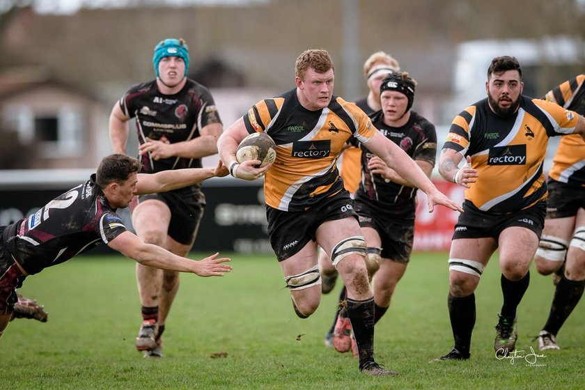 Chinnor RFC make club and RFU history