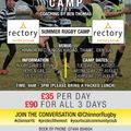Train like a Pro @ Chinnor RFC summer camp
