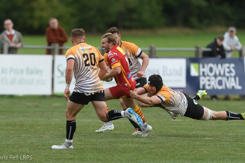 A scintillating game played out in the Cambridge sunshine
