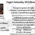 Super Ladies Saturday with Nina Gilligan