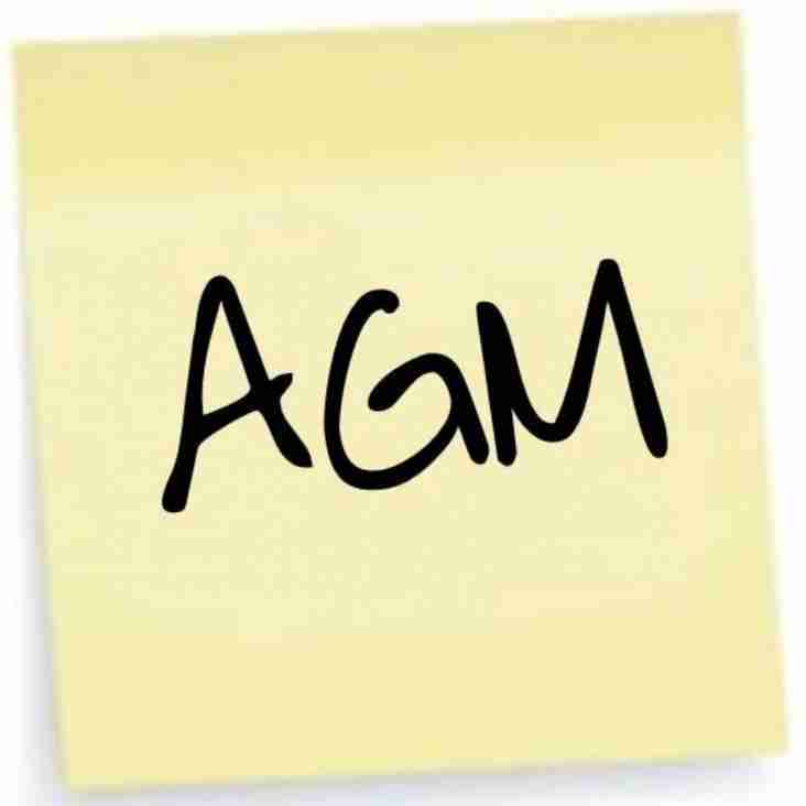 Annual General Meeting Thursday 11 July 2019